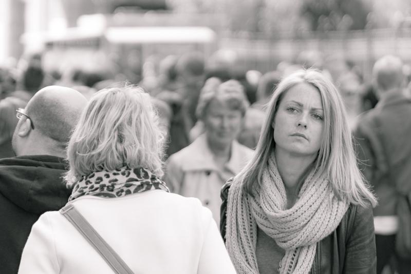 Folk på Strøget - Processed